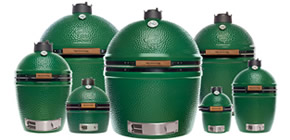 Big Green Egg Grill / Smoker  Sizes & Models
