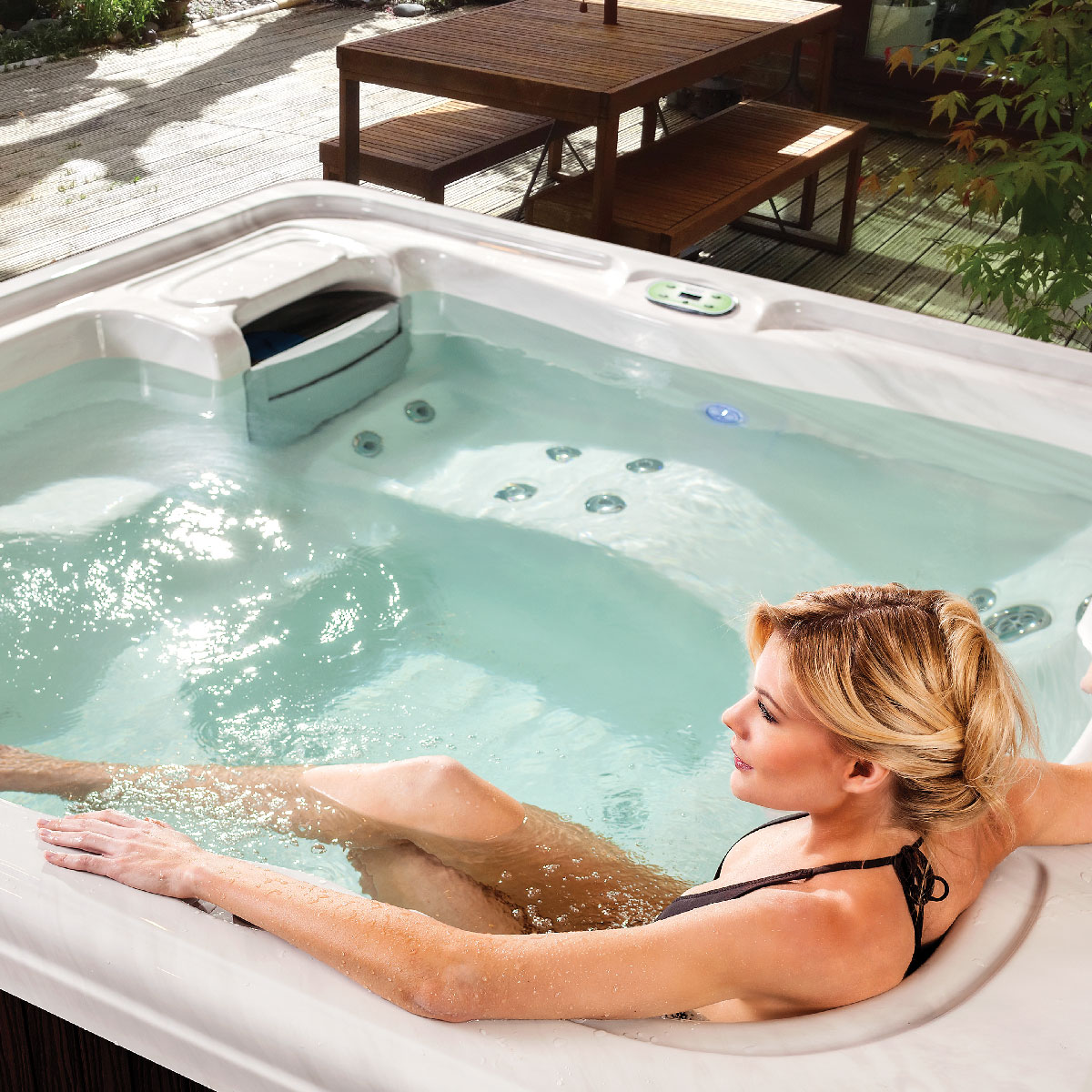 GARDEN SPAS Hot Tubs by Artesian Spas