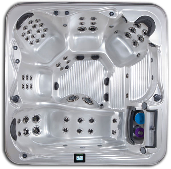 GRAND BAHAMA Hot Tub by Artesian Spas Island Series