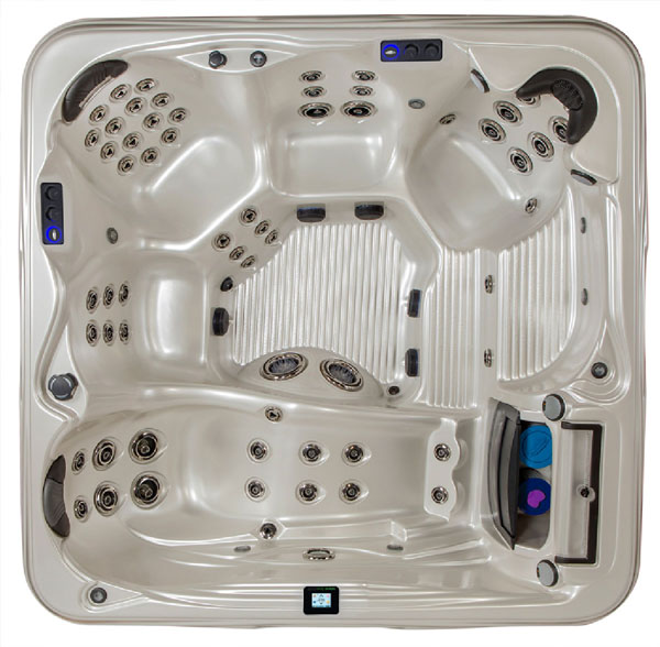GRAND BAHAMA ELITE by Artesian Spas Island Series