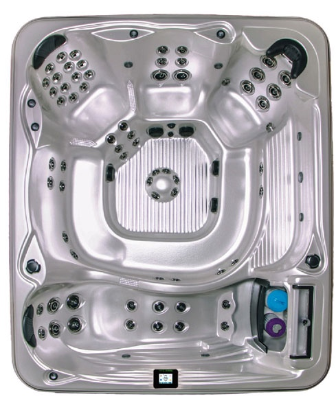 ISLA MARGARITA Hot Tub by Artesian Spas Island Series