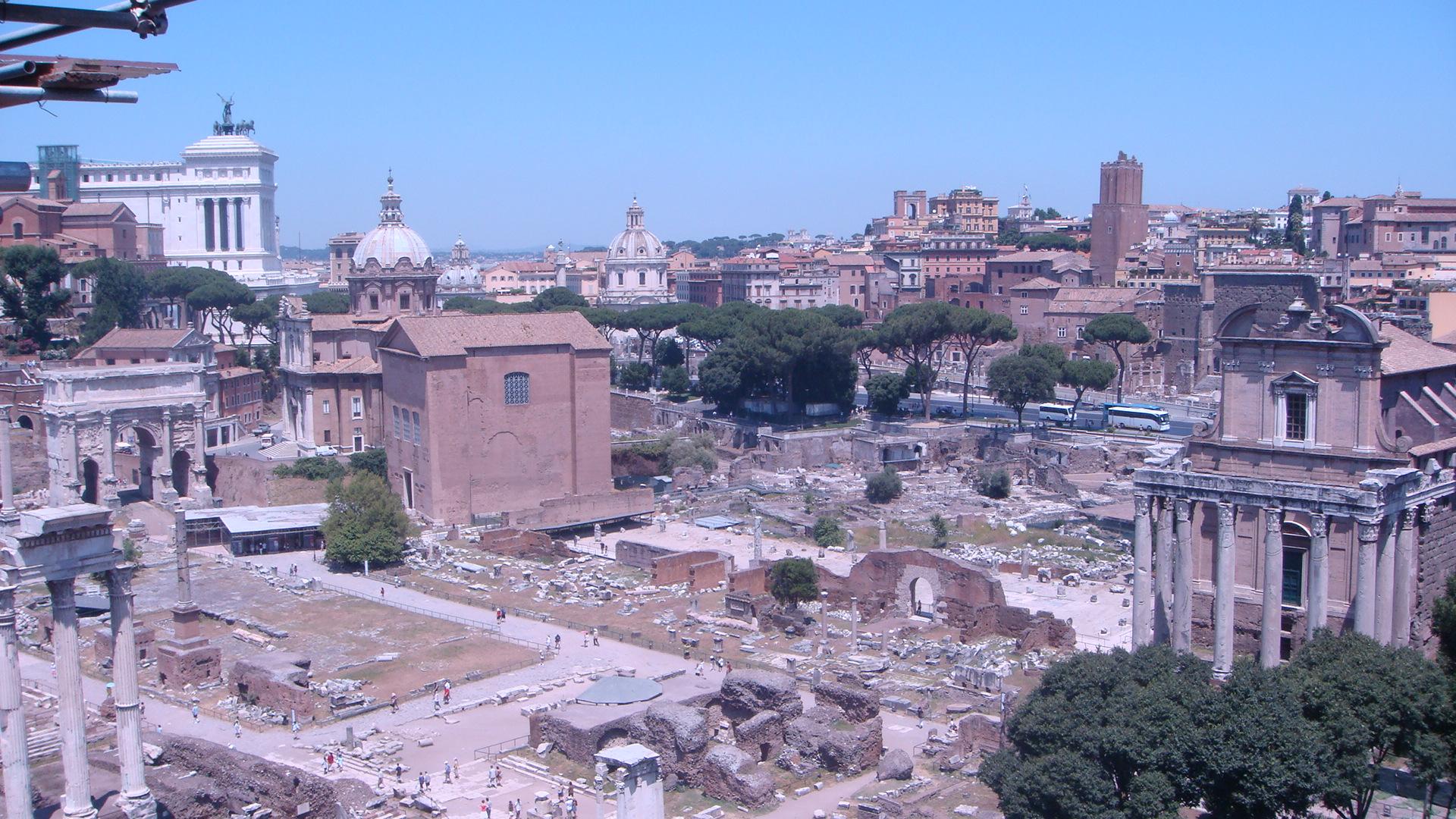 roma ruin 4