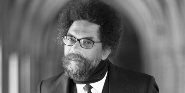 Cornel West, American philosopher, academic, activist, and author. The son of a Baptist minister, West received his undergraduate education at Harvard University, graduating with a bachelor's degree in 1973, and received a Ph.D at Princeton University in 1980, becoming the first African American to graduate from Princeton with a Ph.D in philosophy.