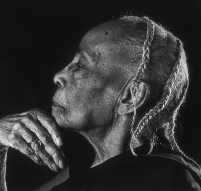 """""""I have a great belief in the fact that whenever there is chaos, it creates wonderful thinking. I consider chaos a gift."""" Septima Clark (1898 - 1987), a teacher in South Carolina, established Citizenship Schools throughout the South to teach reading and increase voter eligibility"""