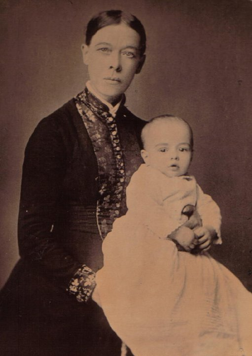 my great great great grandmother, Mary Ellen Duffy
