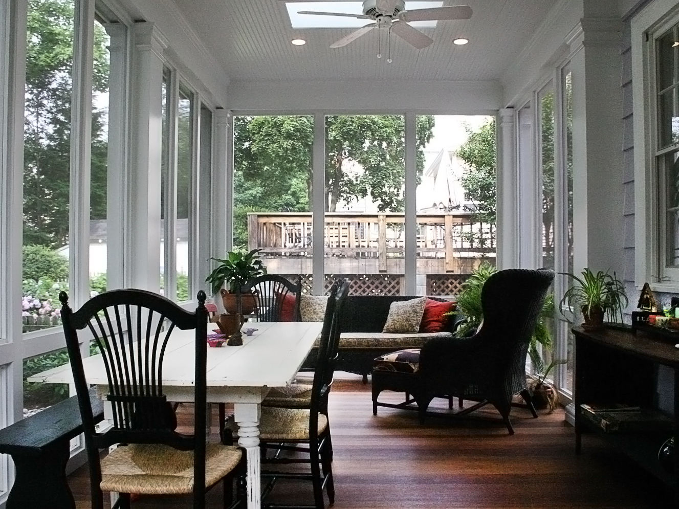 Chevy Chase Porch