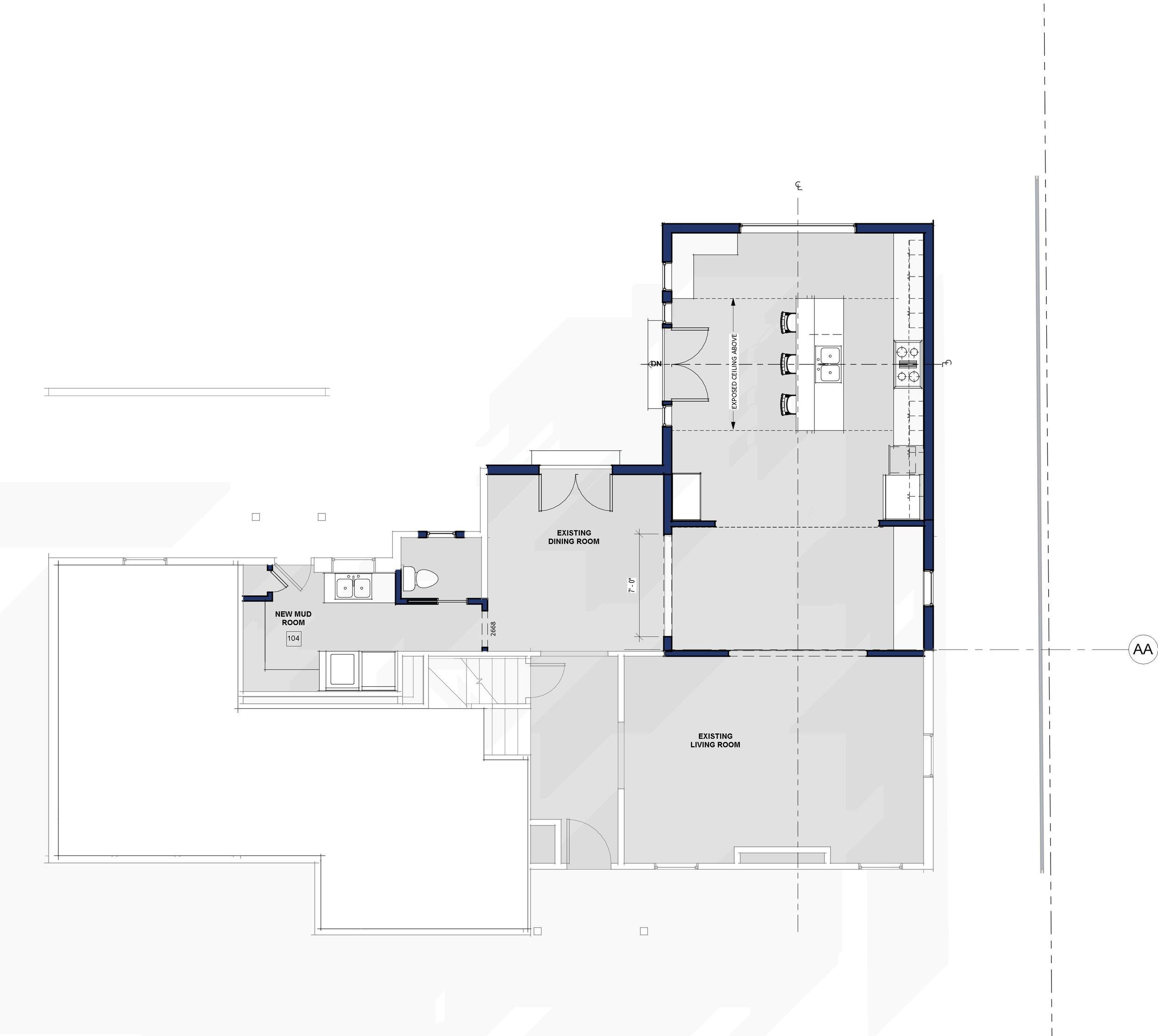 Schematic Design Floor Plan