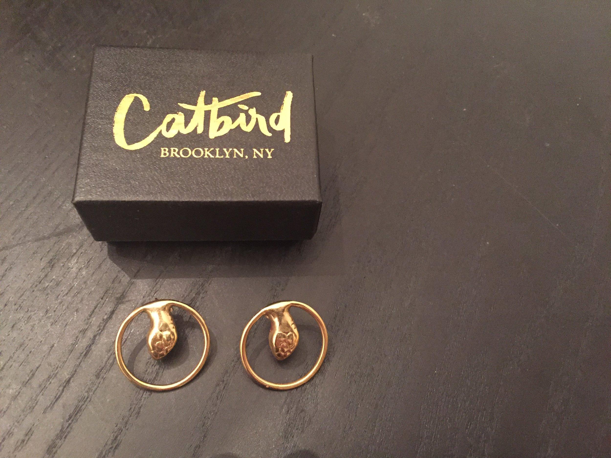 By. Brooklyn designer Leo Black, lovely isn't it?!