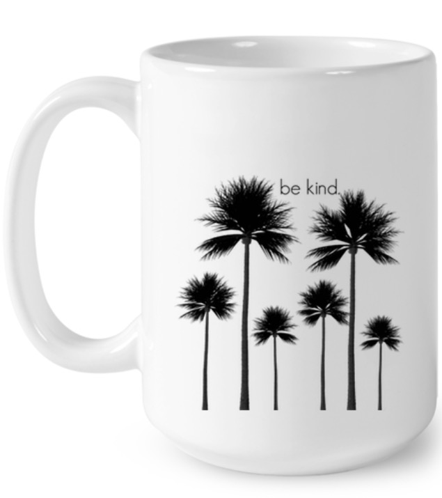 1214 Be Kind Mug  #always