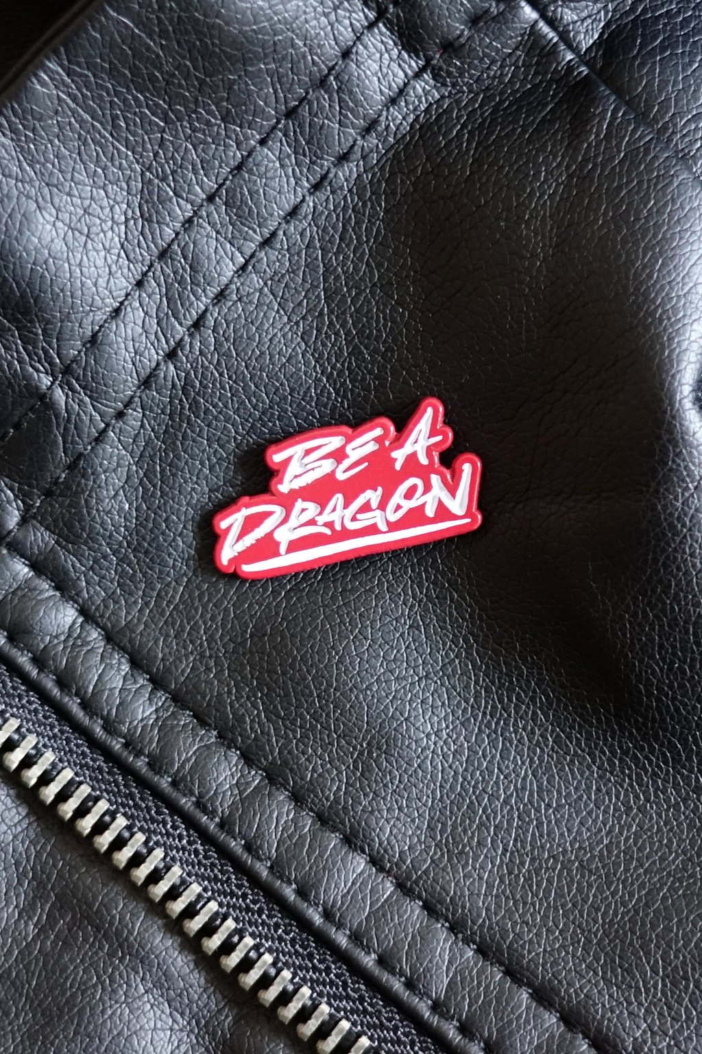Be a Dragon Enamel Pin $10