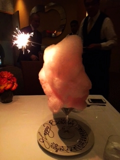 Tony's cotton candy