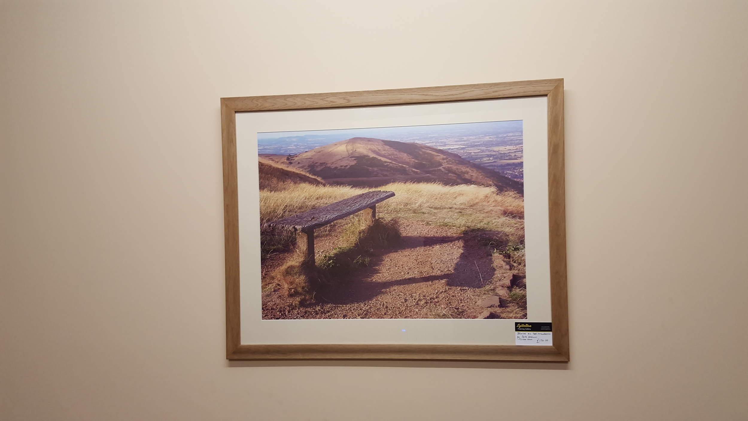 A Wonderful Picture chosen by Liz and kindly displayed by the Lyttleton Framing Gallery