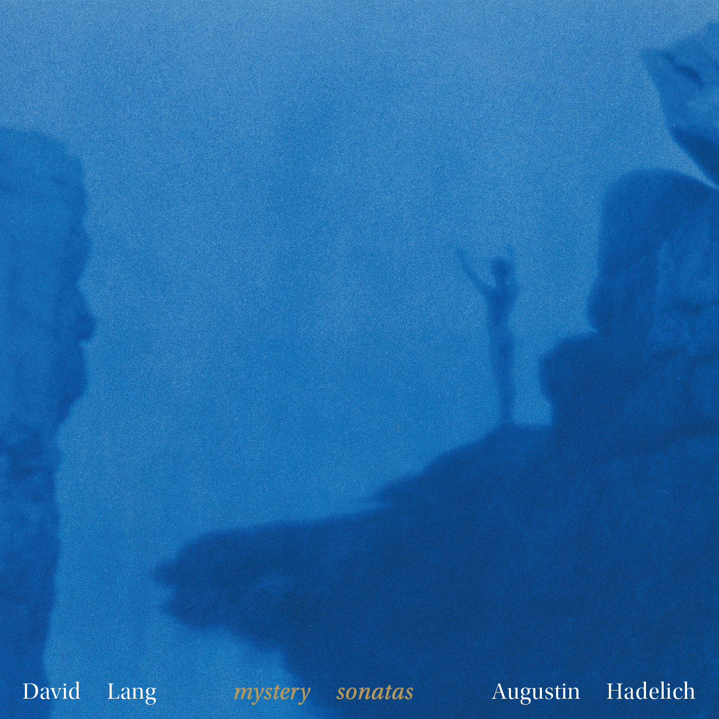David Lang & Augustin Hadelich –  mystery sonatas
