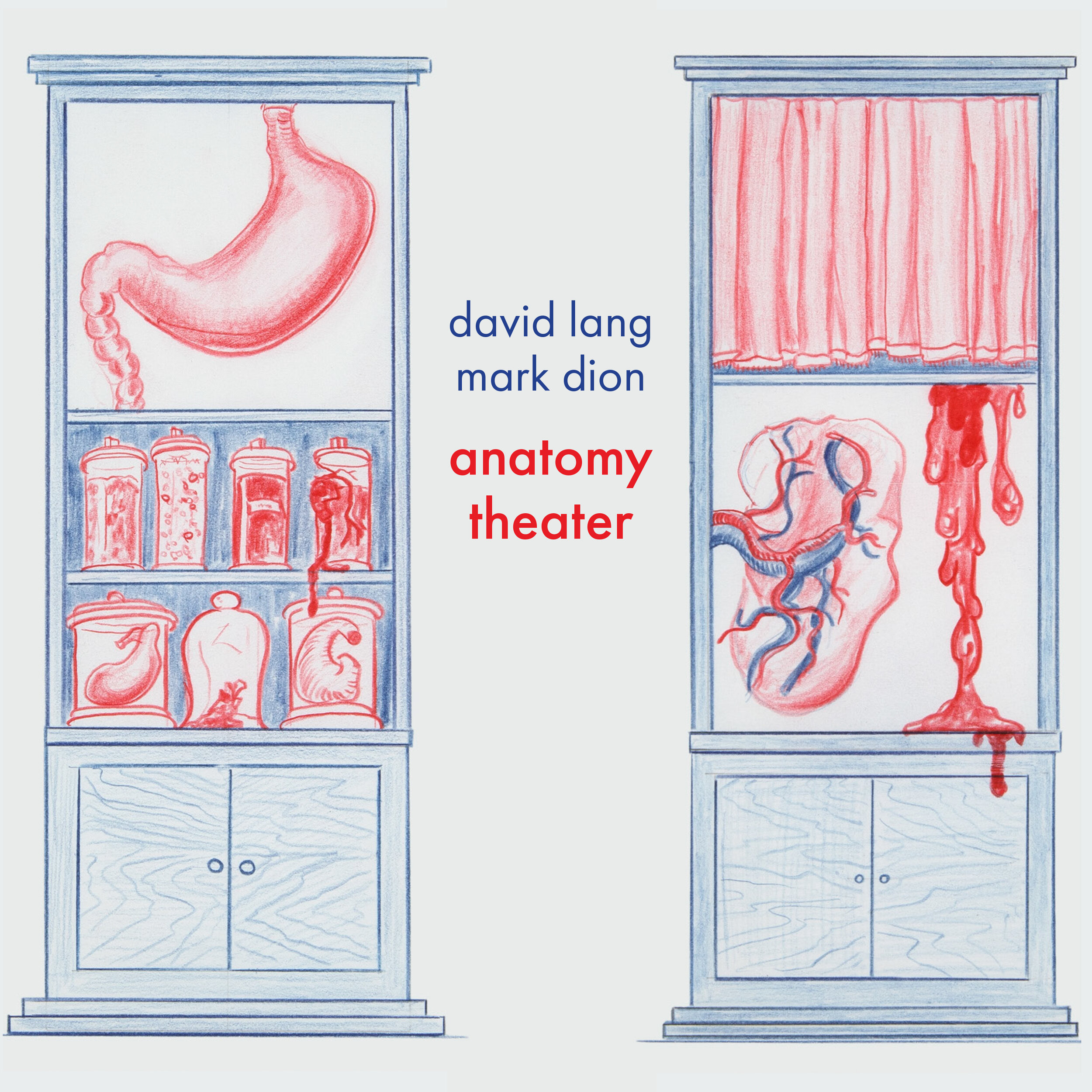 David Lang –  anatomy theater