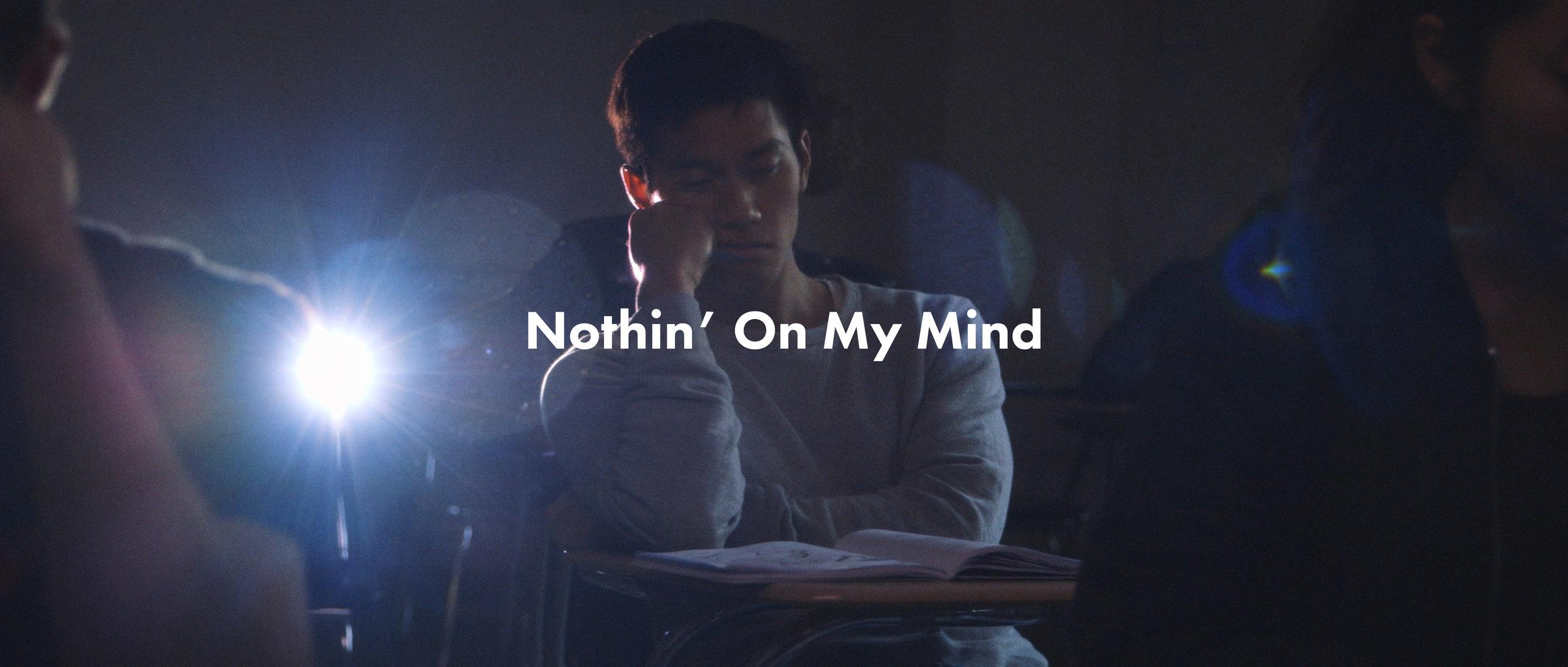 Nothin On My Mind.jpg