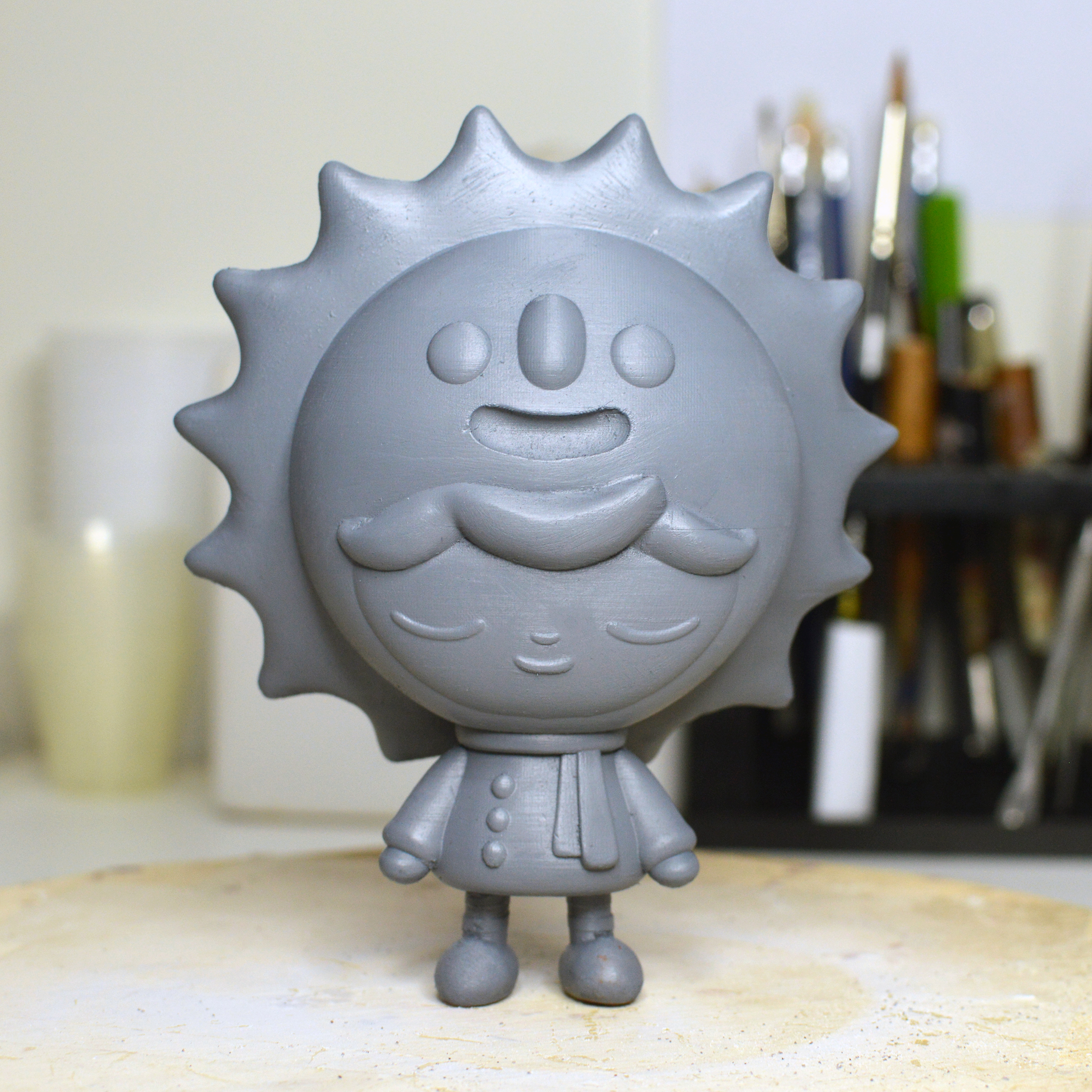 Test prototypes of Sunny