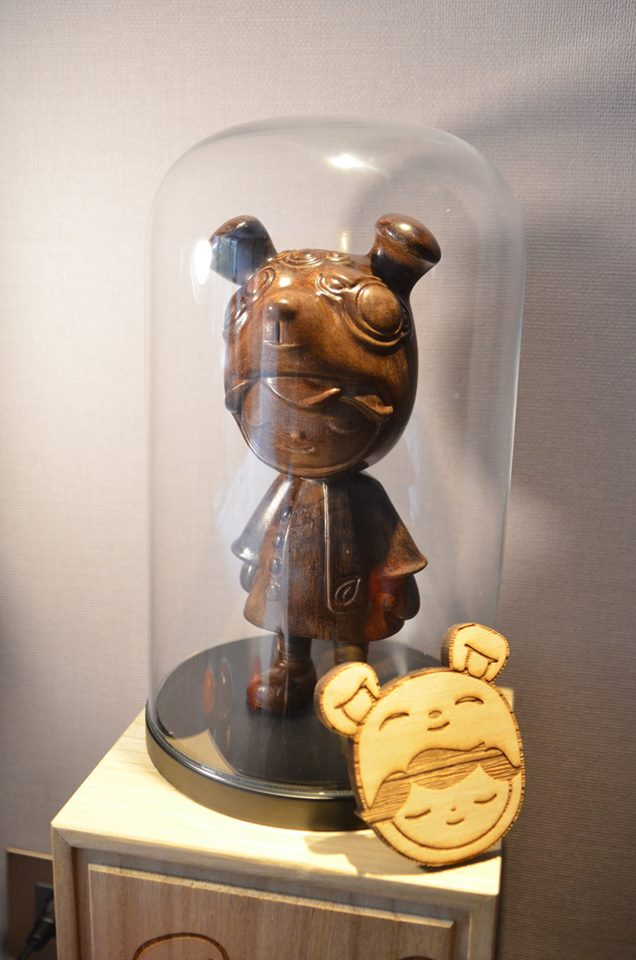 Wooden Benny the Dreamer