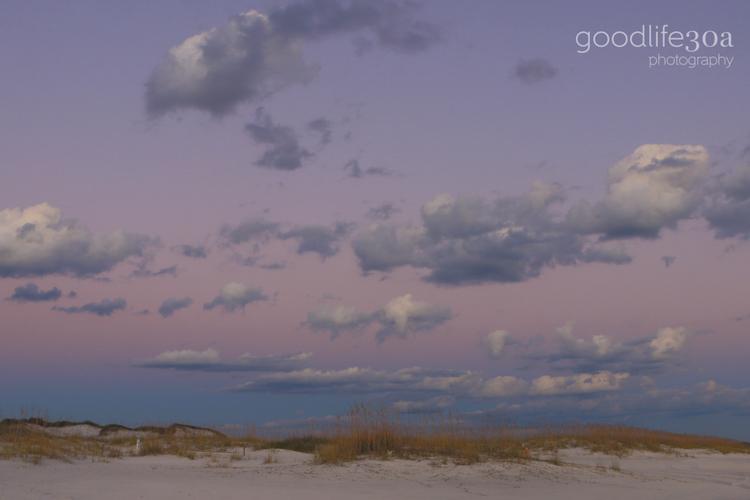 beachscapes - pale pink and purple sky at deer lake_.jpg