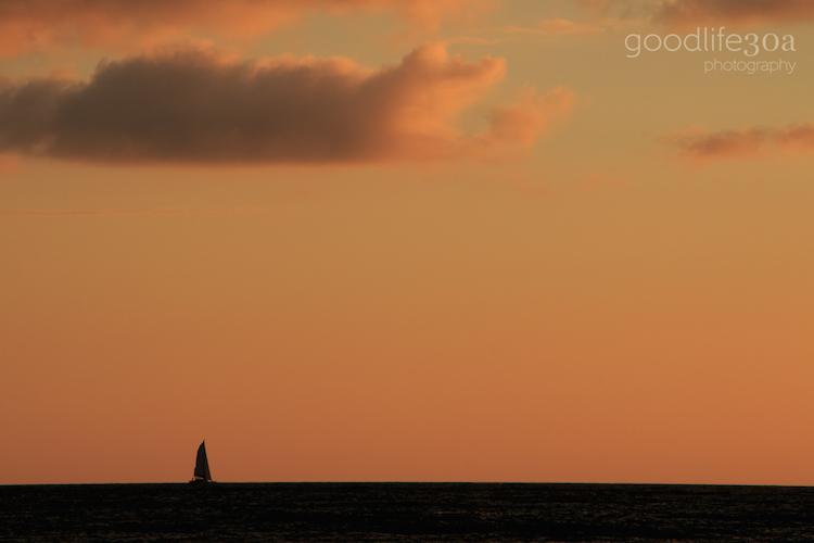 beachscapes - sailboat on horizon.jpg