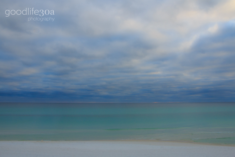 beachscapes - white clouds over hazt gulf.jpg