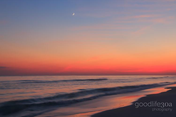 moonrise - pink sky to west.jpg