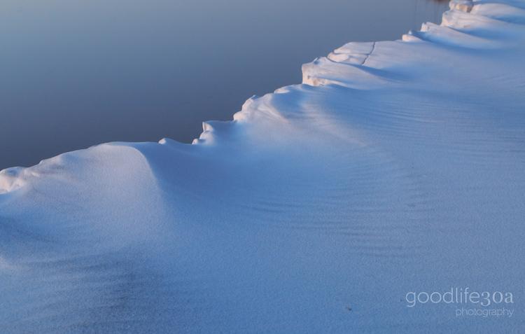 erosion - snowy sand cliff.jpg