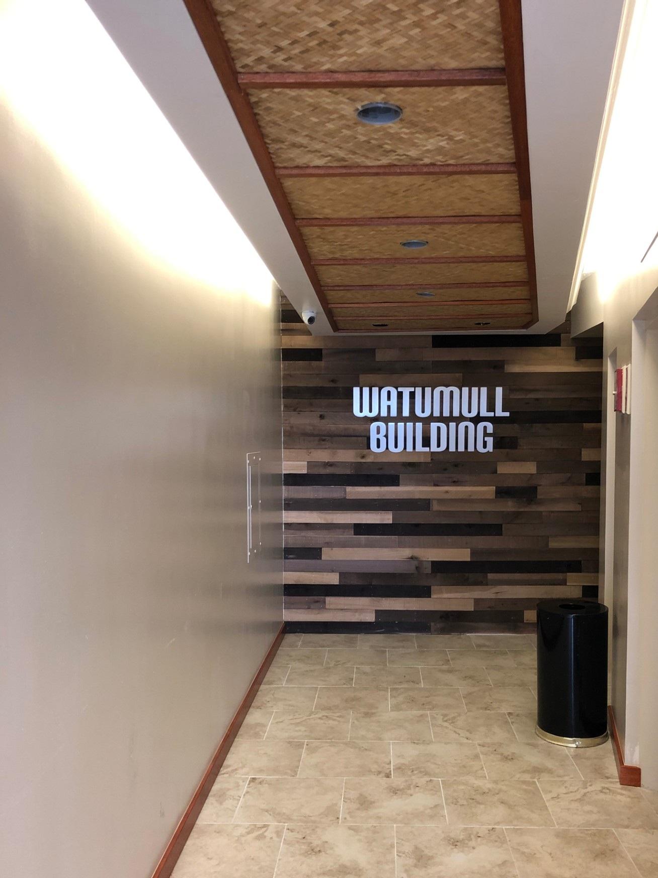 Watamull Building