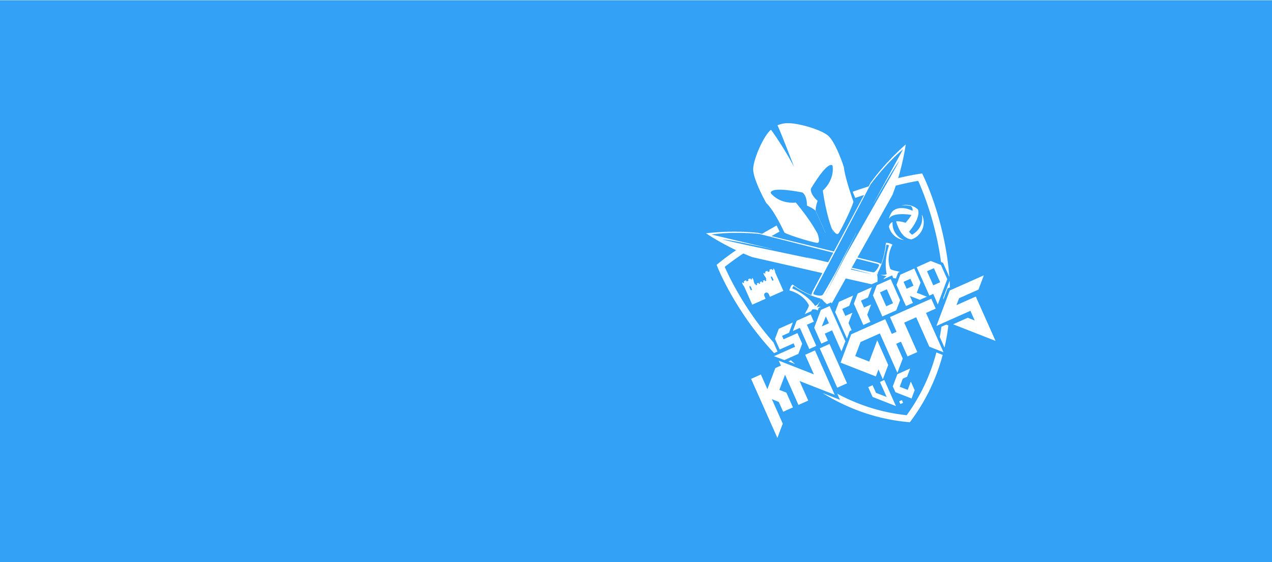 Stafford Volleyball Branding