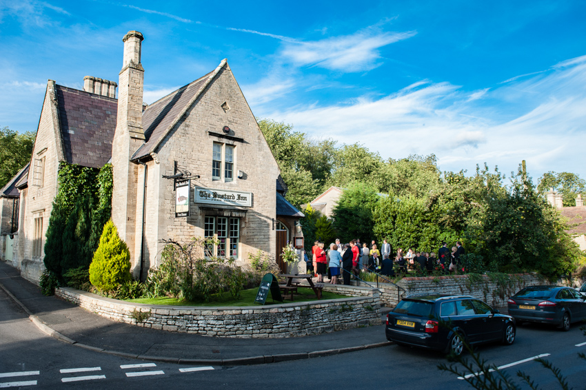 Leanne and Kevin | The Bustard Inn Wedding Photography
