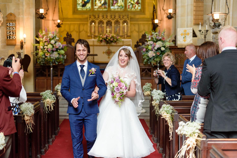 Langar Hall Wedding Photography