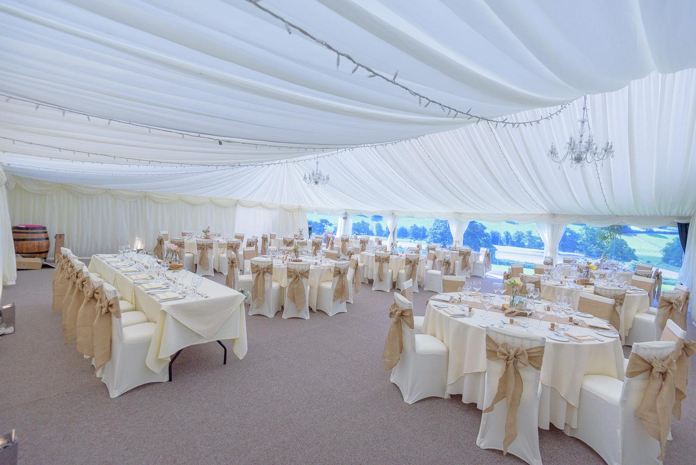Callow Hall wedding