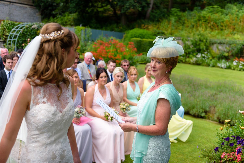 Callow Hall wedding photos