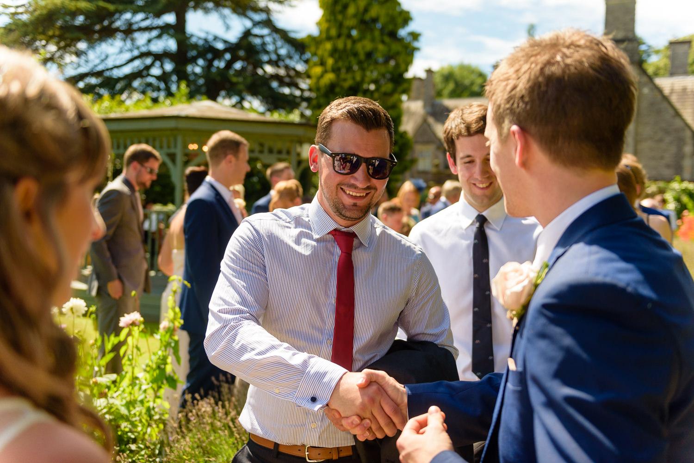 wedding photography at Callow Hall