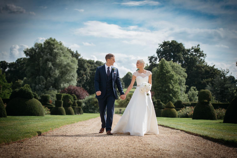 Burghley House wedding photos