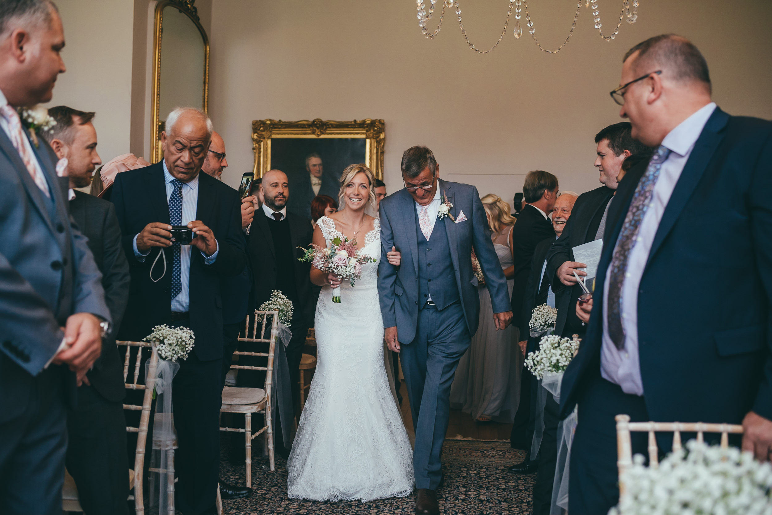 Matt Andrew Photography | Norwood Park Wedding
