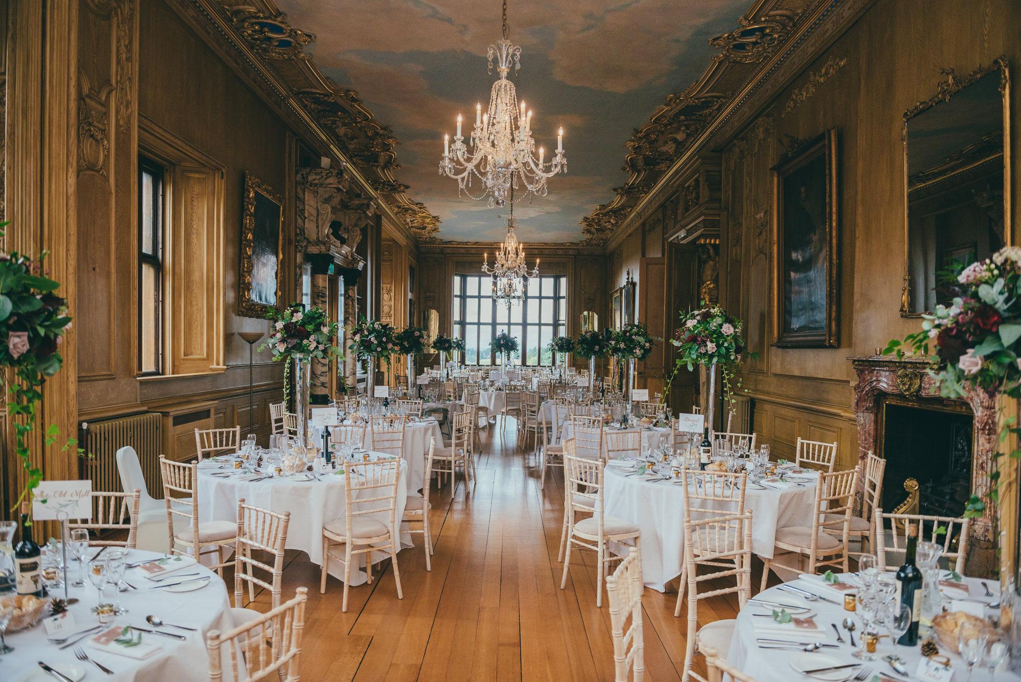 harlaxton manor wedding