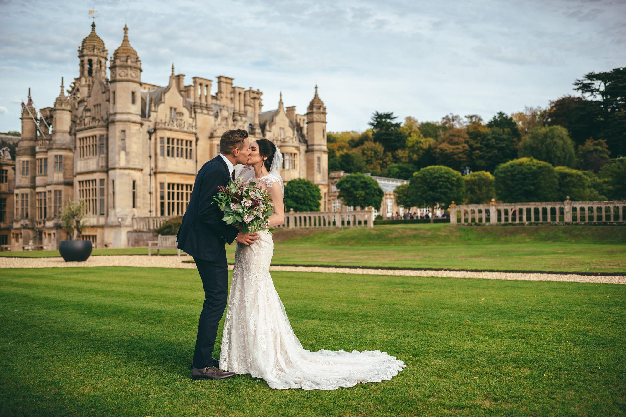 harlaxton manor wedding photography