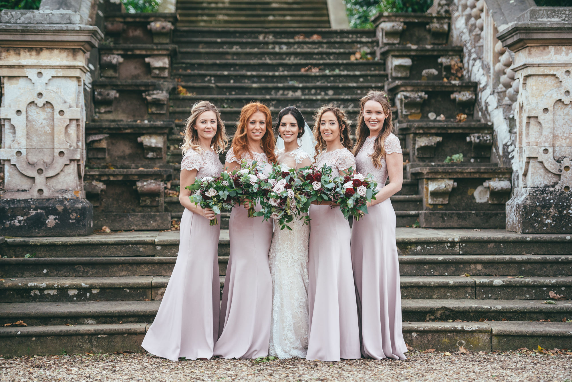 bridesmaid all together