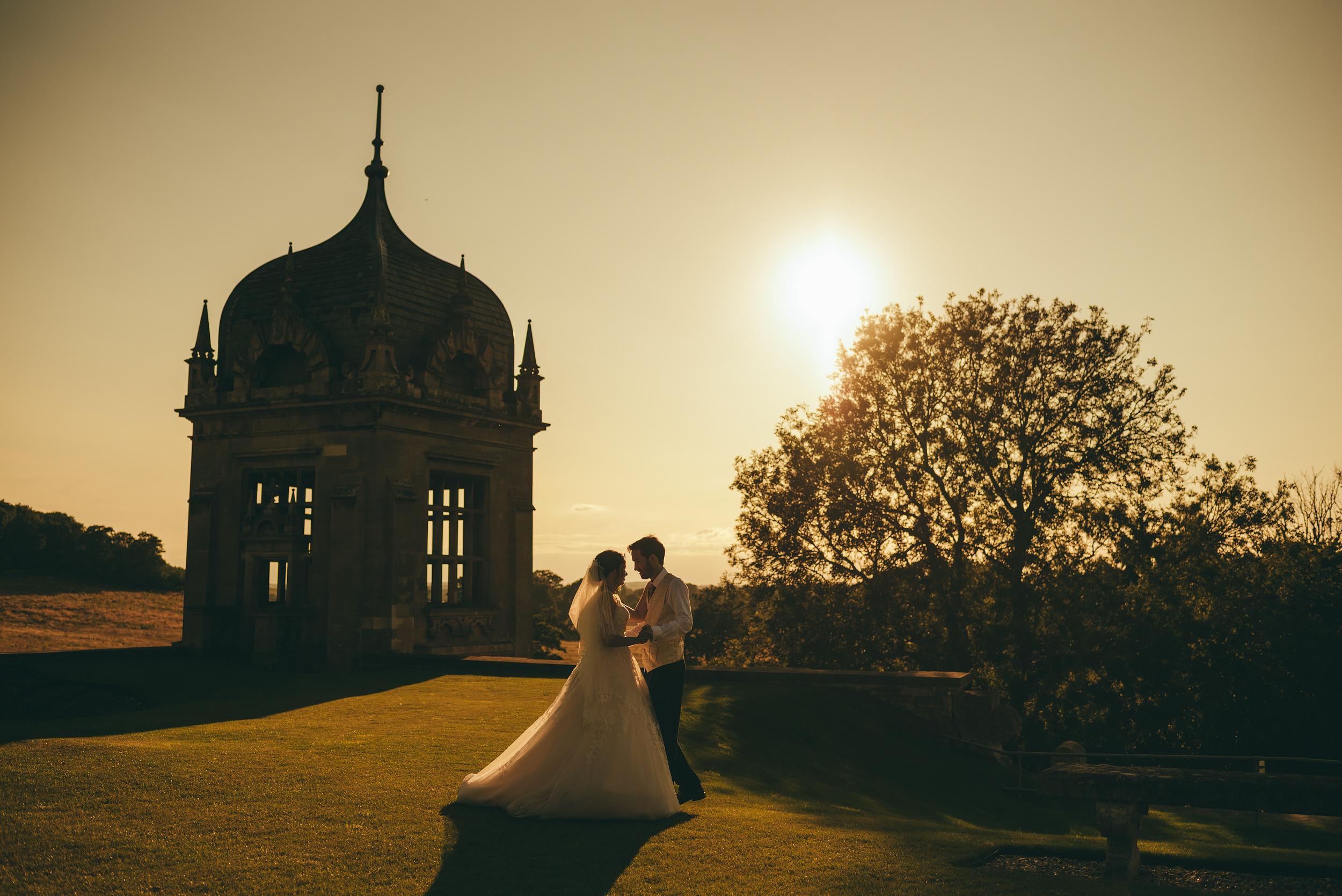 Harlaxton Manor wedding photographer