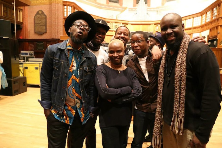 OKAYAFRICA: Yale Hosts Its Very First 'Africa Salon' With Angélique Kidjo, Just A Band, Jean Grae, Shingai Shoniwa & More