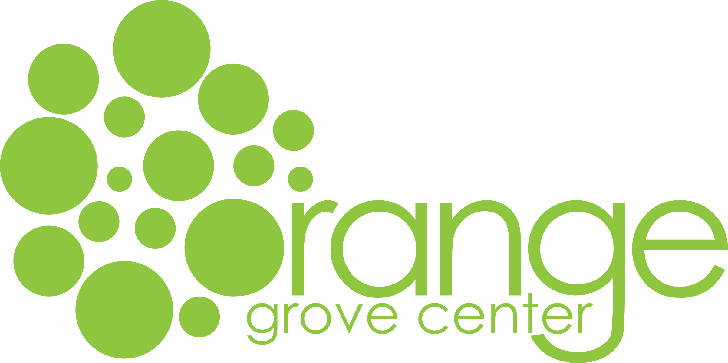 Orange Grove Center logo