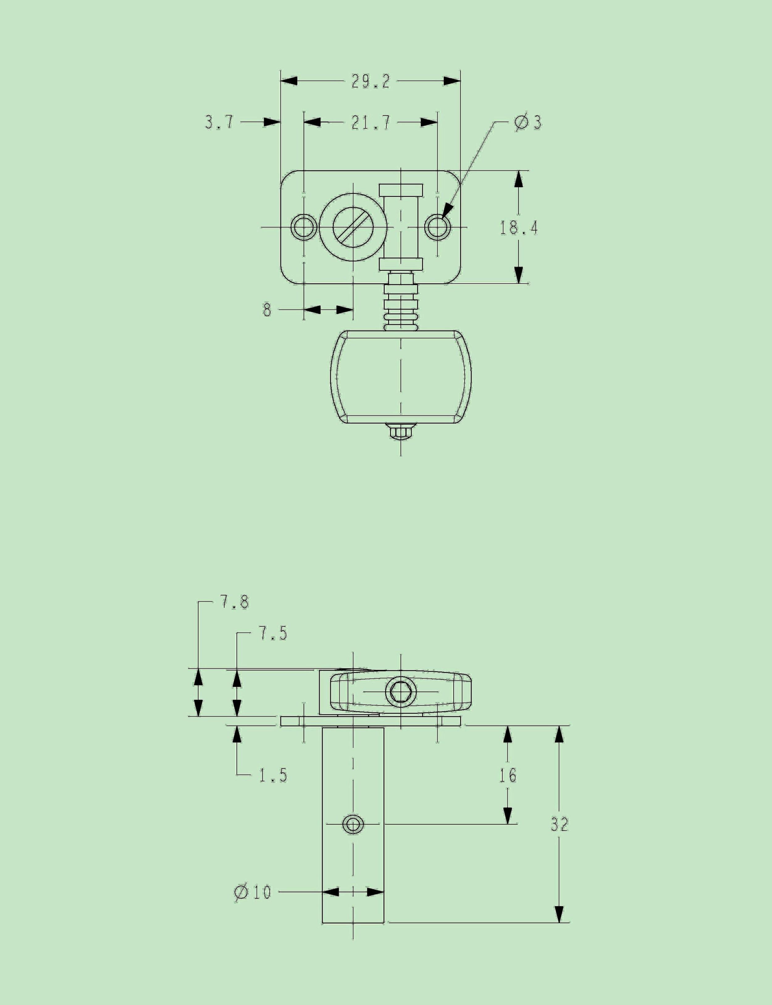 Rubner Button Styles