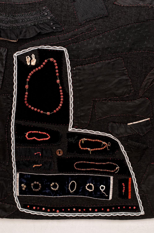 Muttergewand, 2010 (Detail)