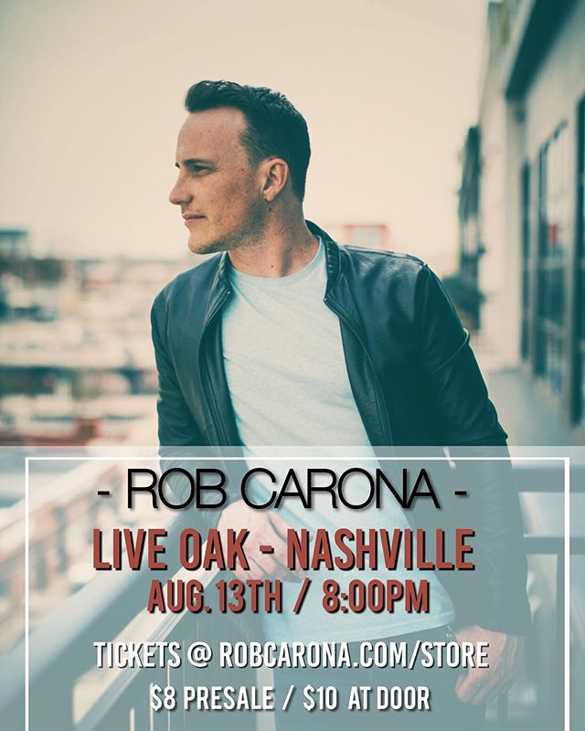 Gonna be playing some soulful grooves from my upcoming EP. It's rare I get to perform with a full band so DO NOT miss this one!!! (Link for tickets in bio)  @live_oak_nashville #nashville #livemusic