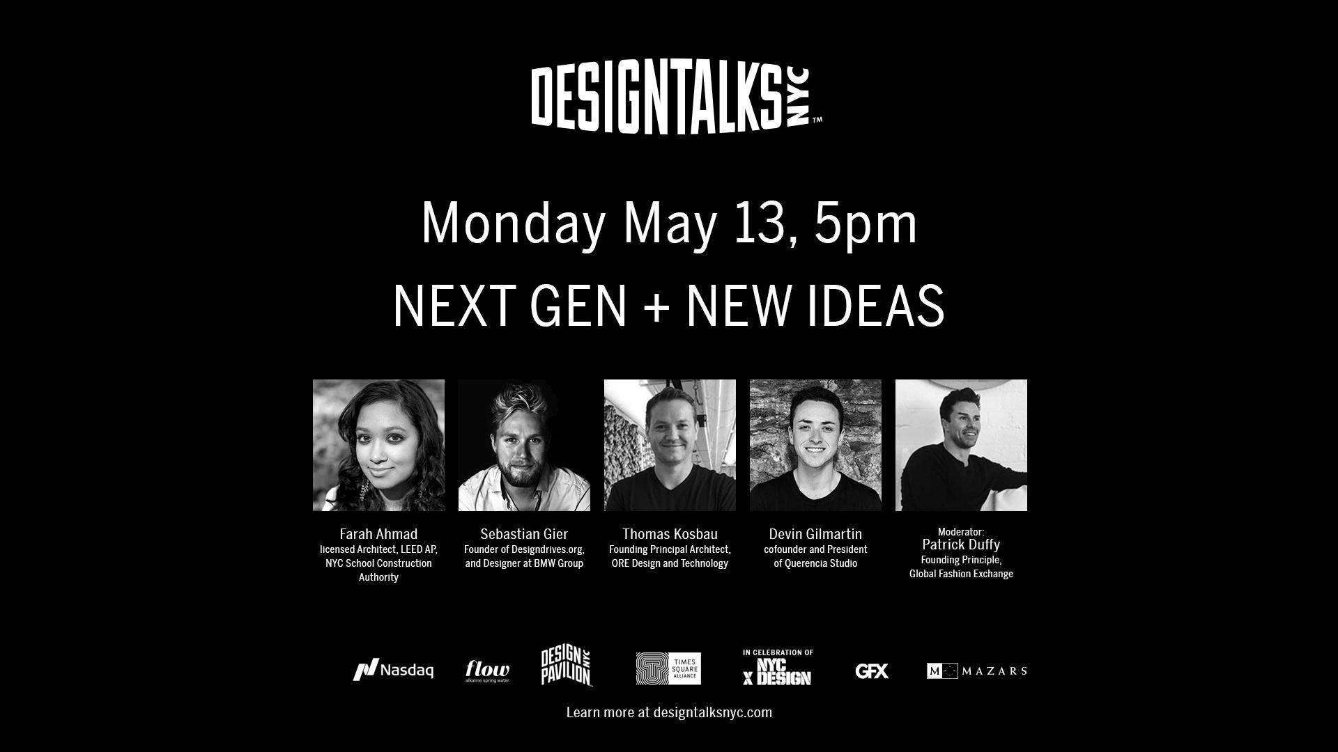 Design Talks NYC: +Impact Summit