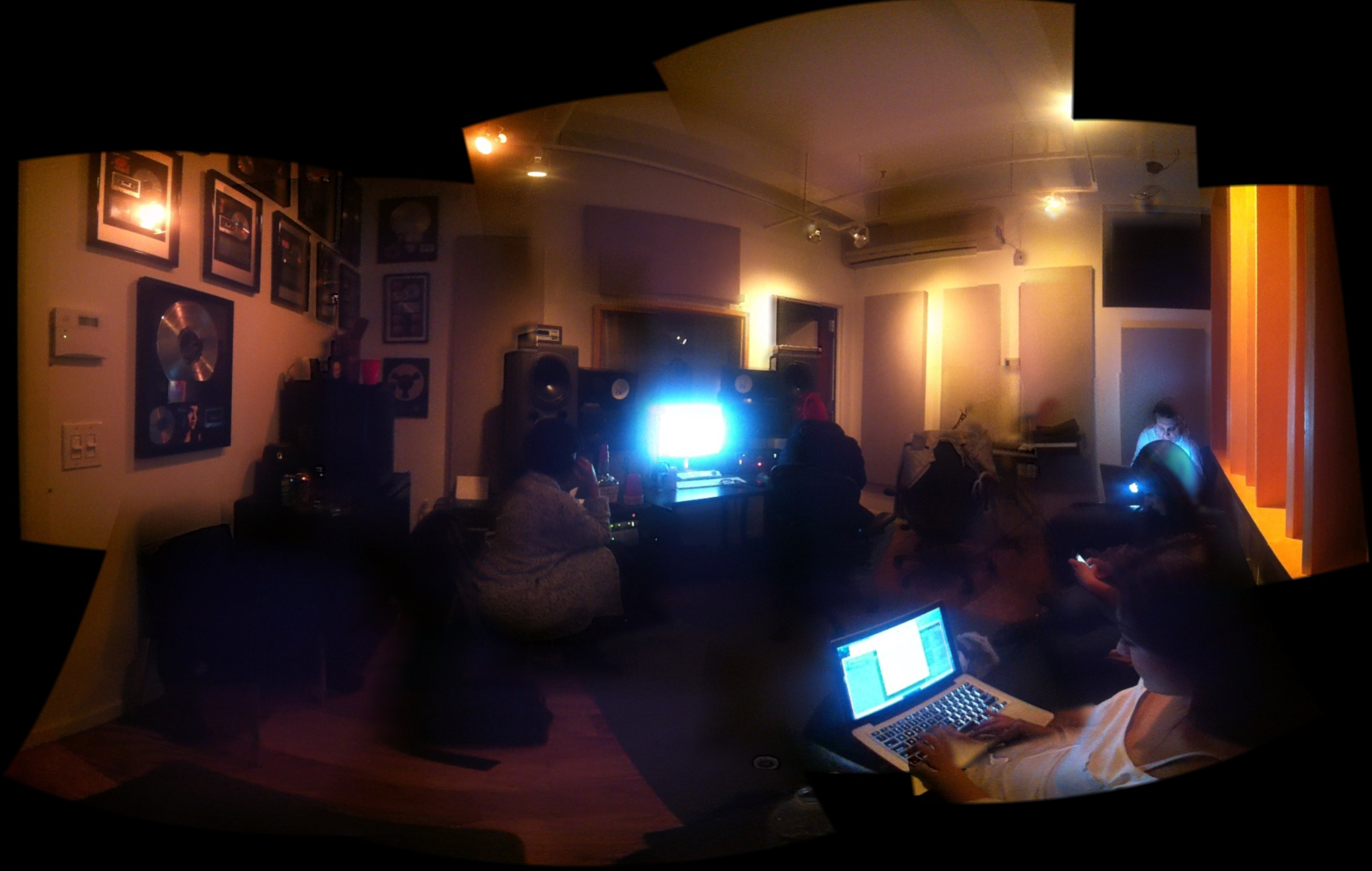 Electracraft Writing Session