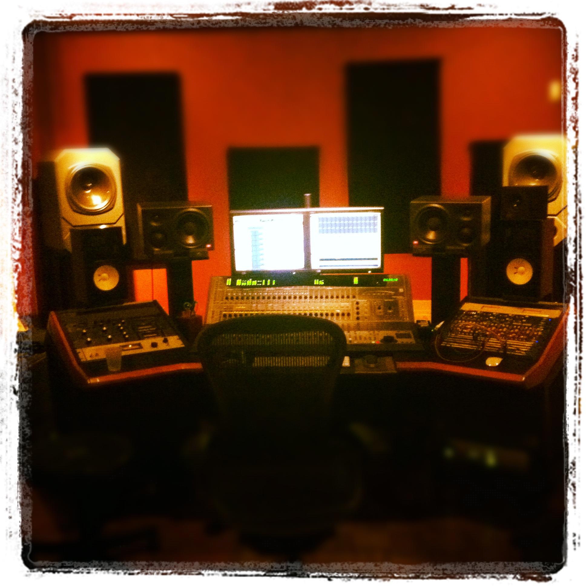 Metaphonic Studio, NYC