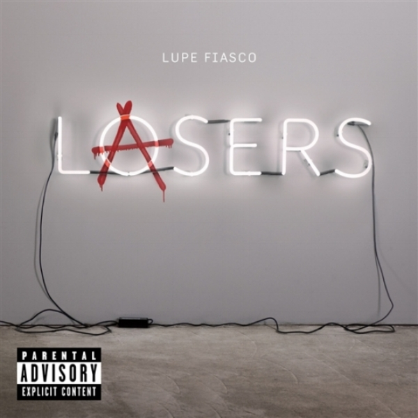 Lupe Fiasco - Lasers   2011   Never Forget You (ft. John Legend)   Engineer