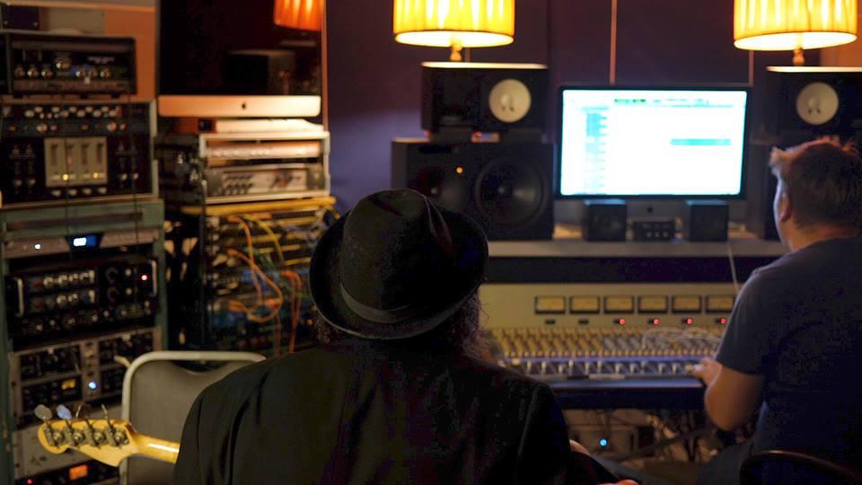 Jon Butcher at Bang-A-Song