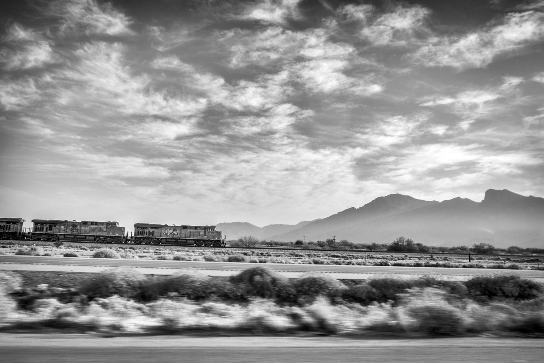 Southbound to Tucson